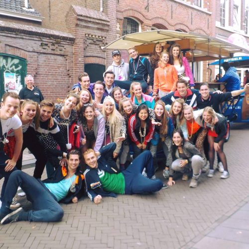 Feest Kongsi Tilburg